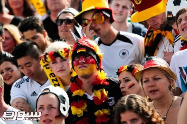 Brazil WCup Germany