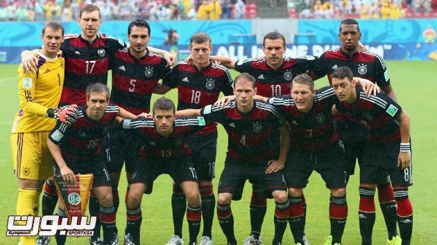 المانيا- بطلة كأس العالم2014