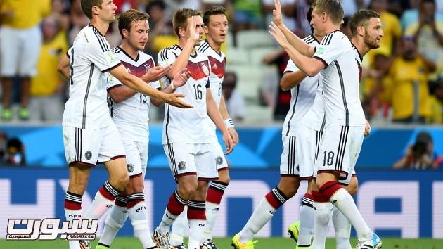 المانيا غانا 18