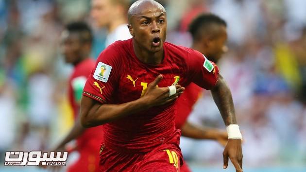 المانيا غانا 20