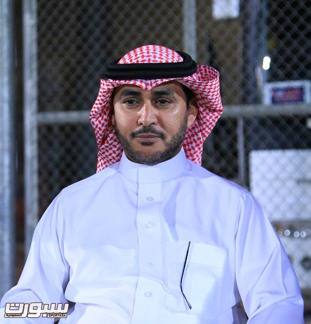 المشرف العام على الرائد عبدالله السبيعي