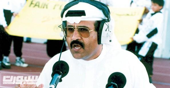 المعلق الاماراتي علي حميد