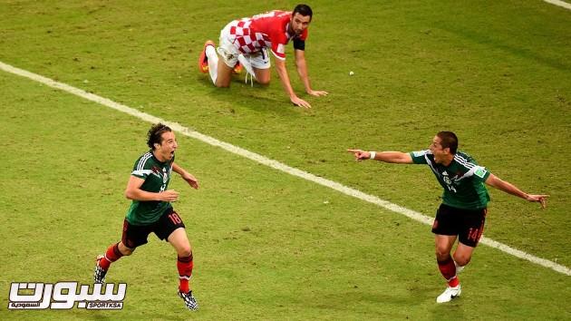 المكسيك كرواتيا 18