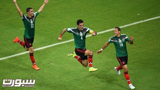 المكسيك كرواتيا 20