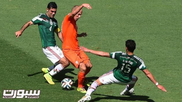 المكسيك هولندا 11