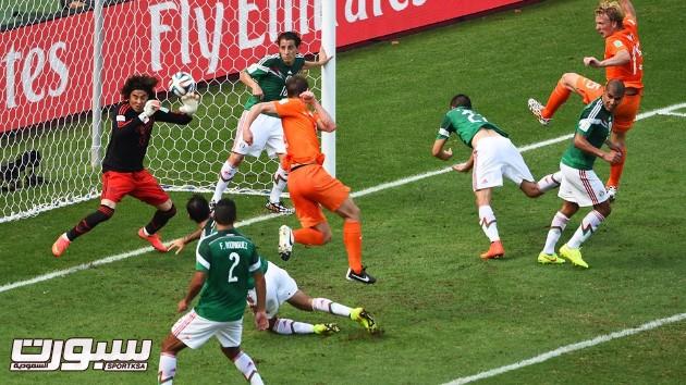 المكسيك هولندا 19