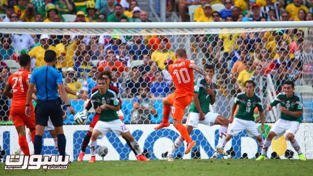 المكسيك هولندا 24