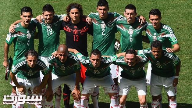 المكسيك هولندا 6