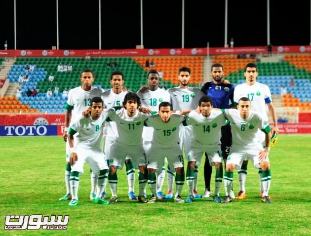 المنتخب السعودي اولمبي تحت 22