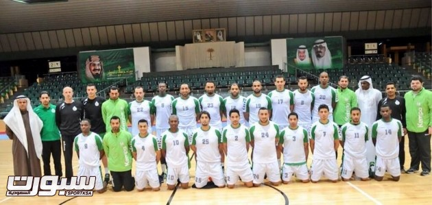 المنتخب السعودي لكرة اليد