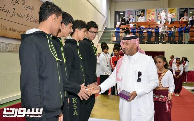 المنتخب السعودي للمبارزة