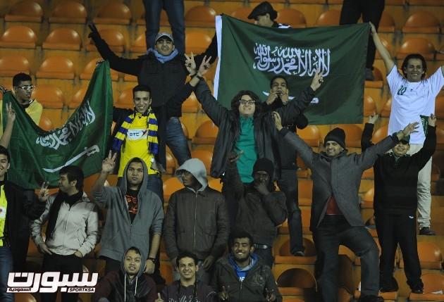 المنتخب السعودي و الصين (1) 