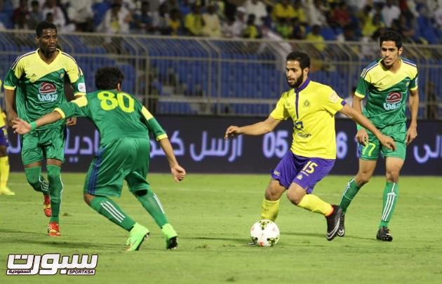 النصر والعروبة28