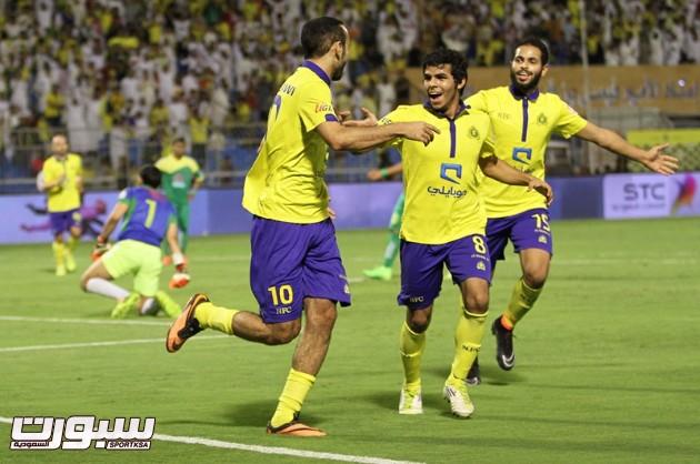 النصر والعروبة30