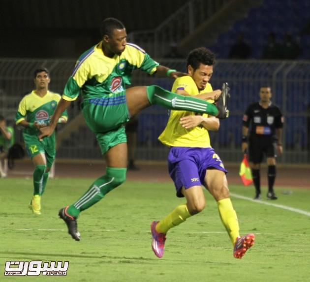 النصر والعروبة35