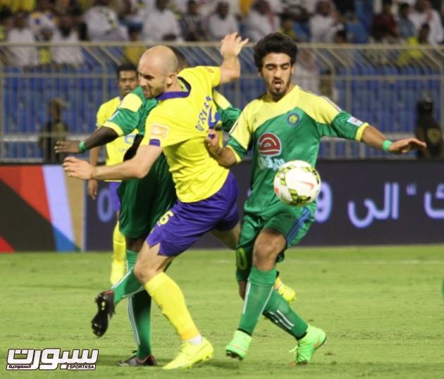 النصر والعروبة39