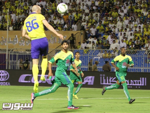 النصر والعروبة8