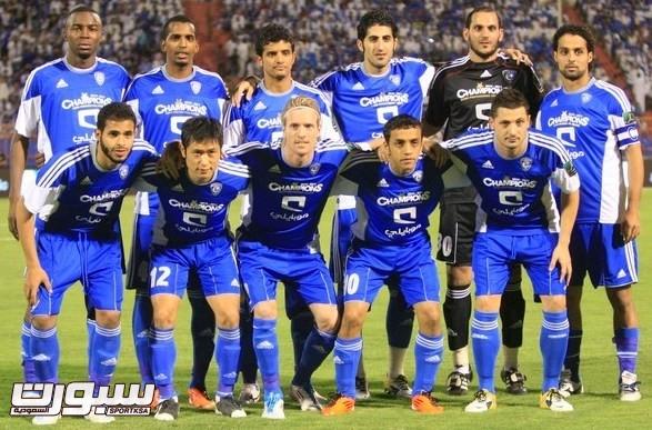 فريق الهلال 2010
