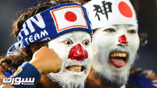 اليابان اليونان 1