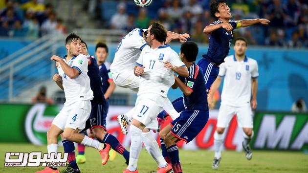اليابان اليونان 11