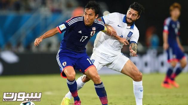 اليابان اليونان 6