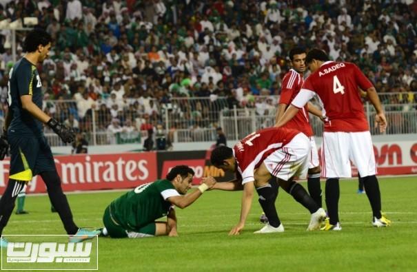 اليمن السعودية 9