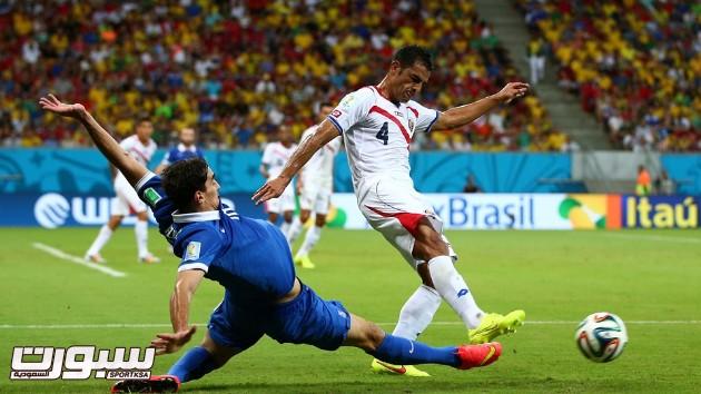 اليونان كوستاريكا 13