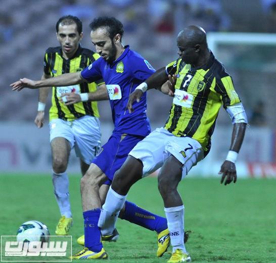 امبامي لاعب الاتحاد النصر