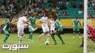 اوروغواي نيجيريا