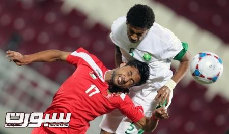 اولمبي السعودية و فلسطين (1)