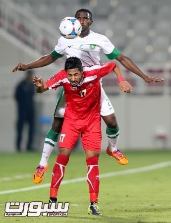 اولمبي السعودية و فلسطين (2) 