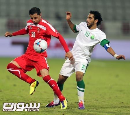 اولمبي السعودية و فلسطين (4) 