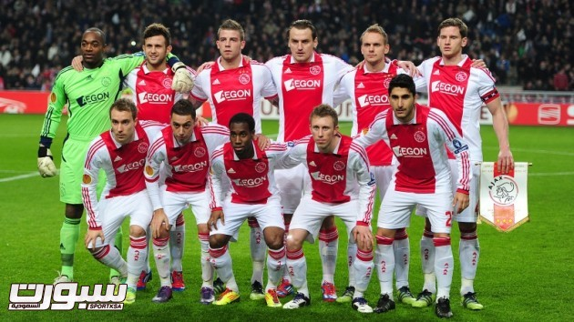 The Ajax team group