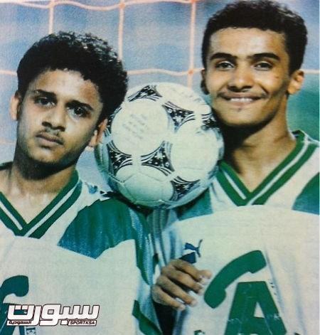 خالد القهوجي يظهر بجانب نجم أهلاوي سابق .. فمن هو؟
