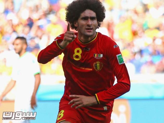 بلجيكا الجزائر 10