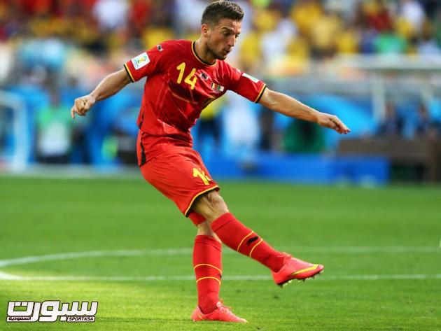 بلجيكا الجزائر 11