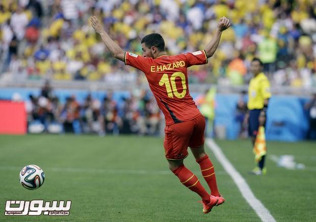 بلجيكا الجزائر 13