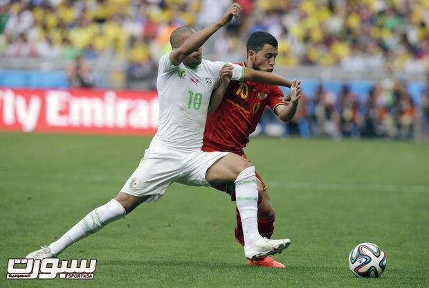 بلجيكا الجزائر 15