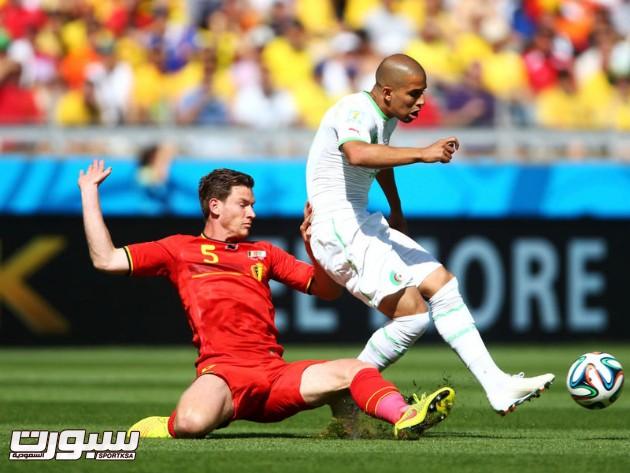 بلجيكا الجزائر 2