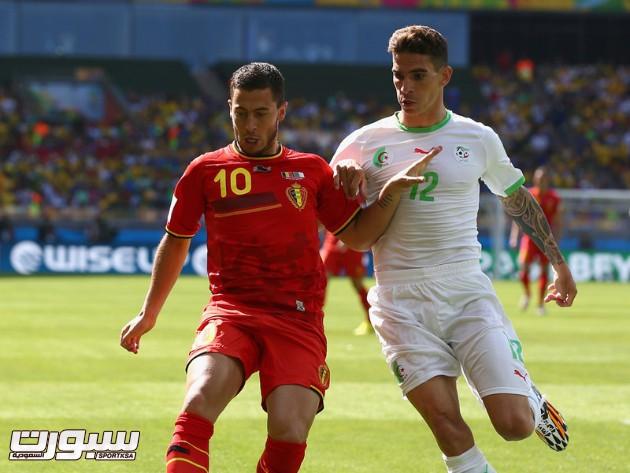 بلجيكا الجزائر 3