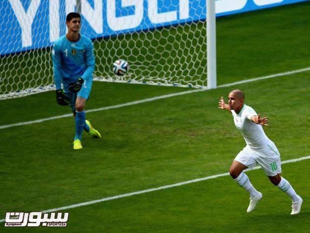 بلجيكا الجزائر 5