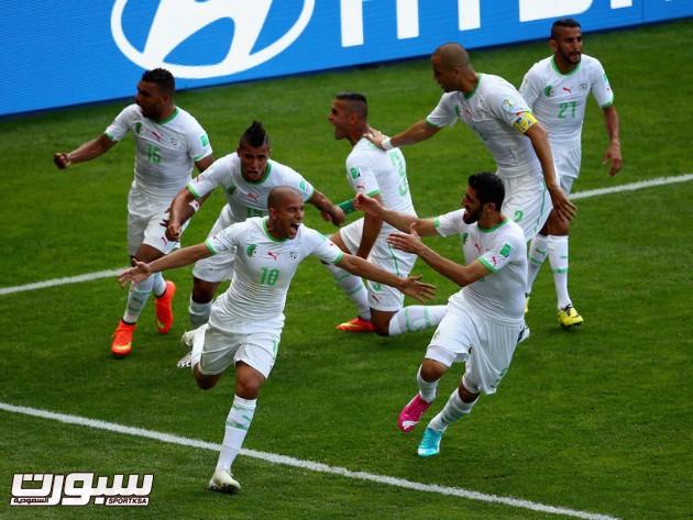 بلجيكا الجزائر 6