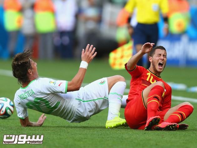 بلجيكا الجزائر 7