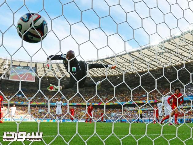 بلجيكا الجزائر 9