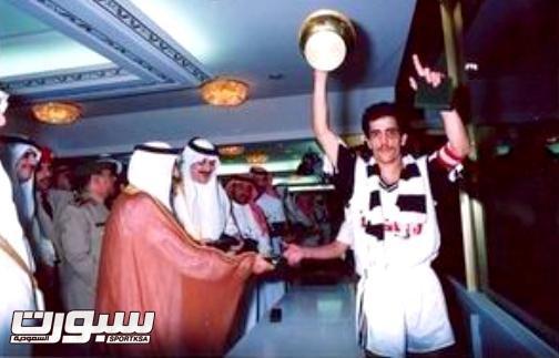 الشباب وبطولة الدوري 1411 بعد الفوز على النصر