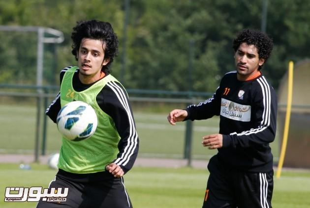 تدريبات الشباب بلجيكا 6