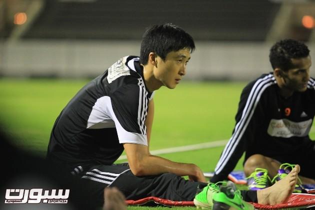 تدريبات الشباب  (2) 