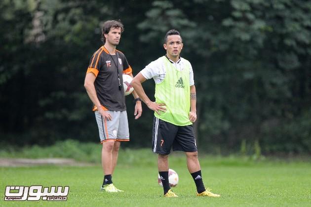 Standard de Liege training camp Mierlo: day 5