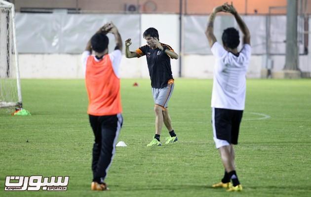 تدريبات الشباب (8) 