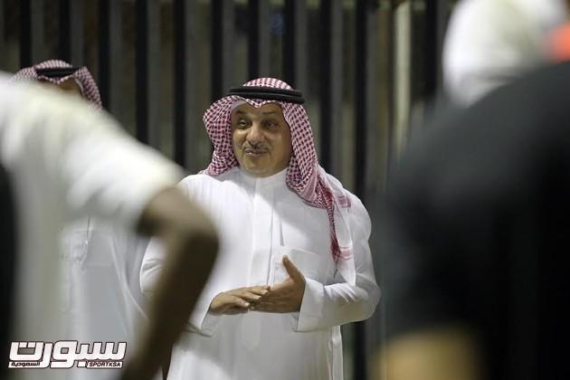 تدريبات الشباب 1 خالد بن سعد